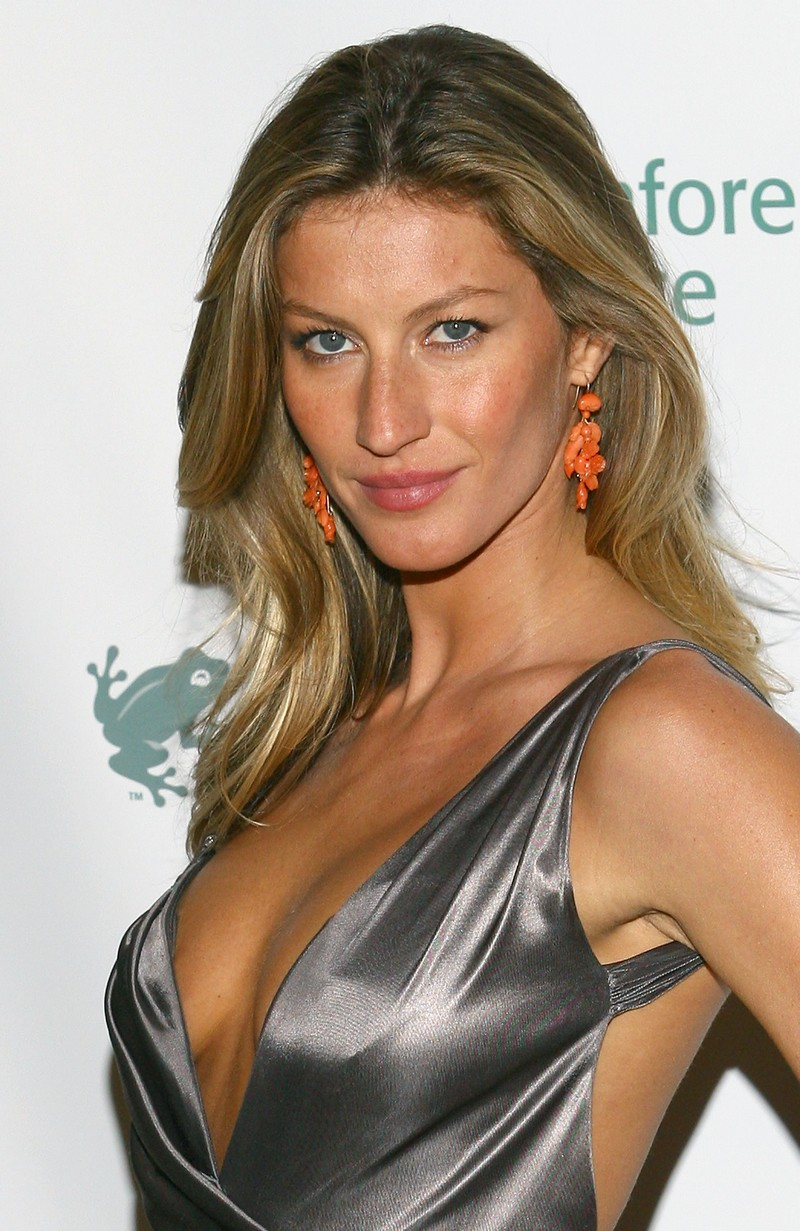 Cleavage Gisele Bundchen nudes (75 images), Fappening