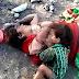 Bayi 17 bulan ditemui sedang menyusu badan ibunya yang telah meninggal dunia