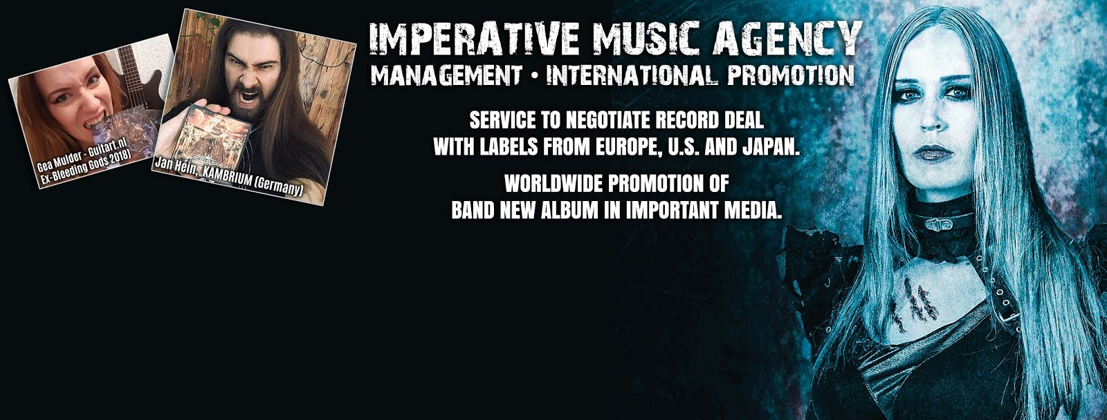 Imperative Music Agency & Compilation
