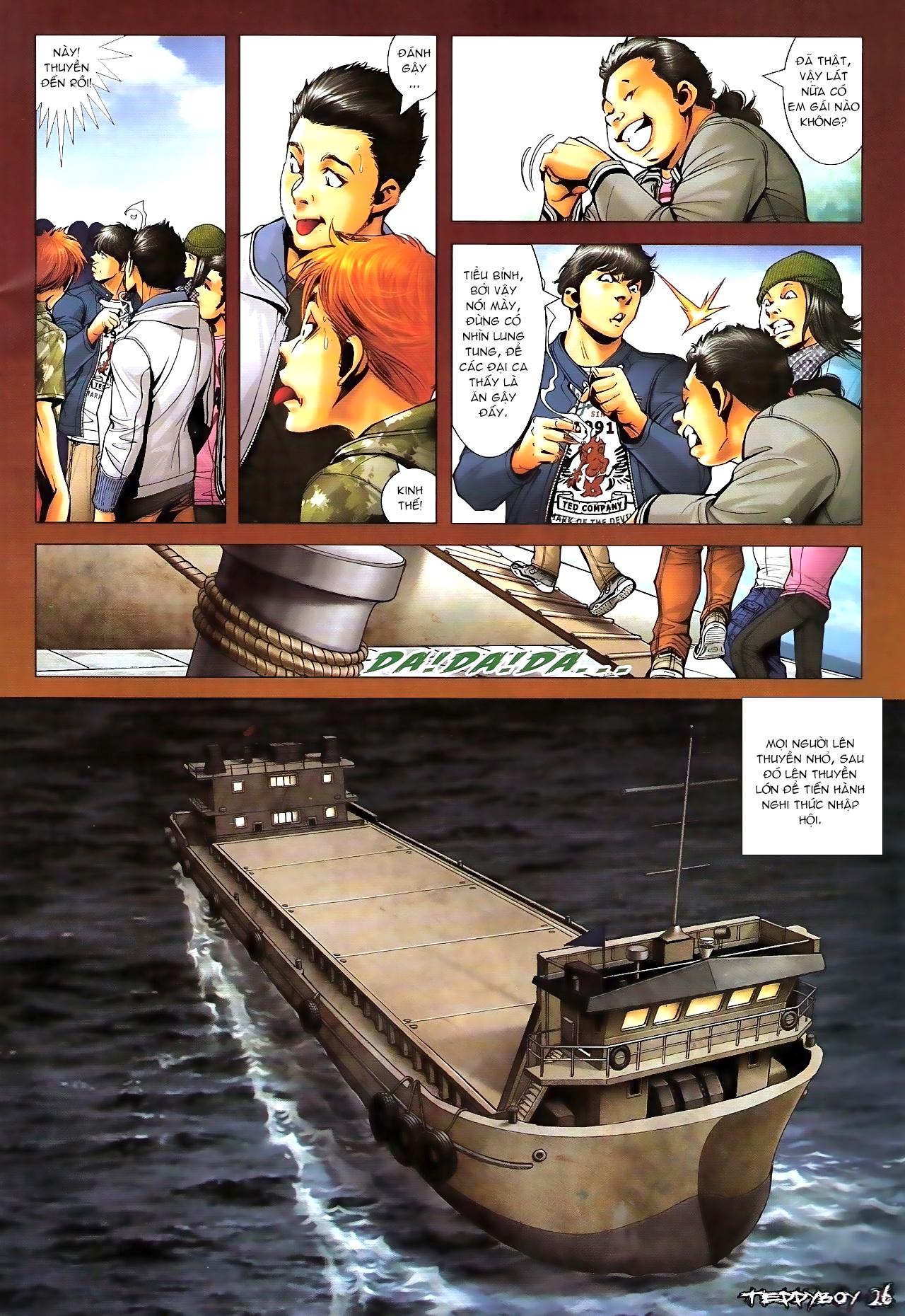Người Trong Giang Hồ - Chapter 1288: Thần nhân Đại Phạn - Pic 23
