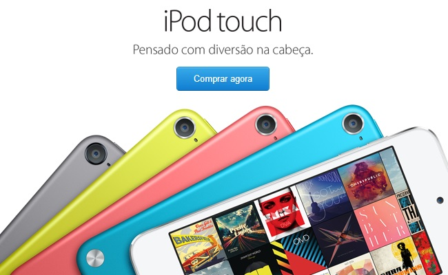 iPod touch de 16GB