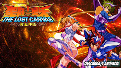 Saint Seiya The Lost Canvas 26/26 Audio: Latino Servidor: Mega