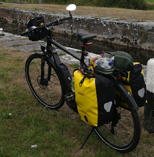 Stolen Bicycle - Cube Cross Allroad 500