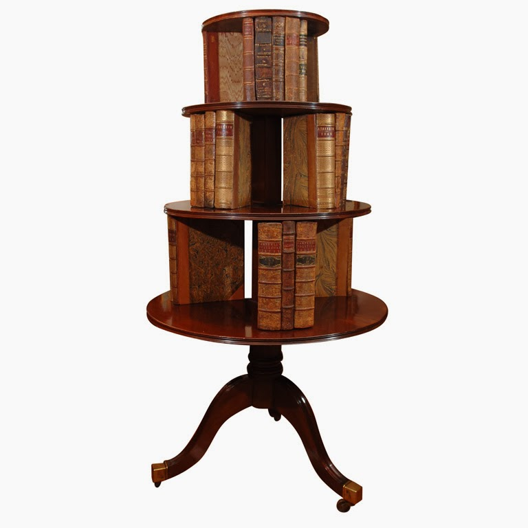 Book Furniture: Mystery Playground: Antique Book Themed Furniture