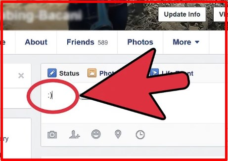 how to make emojis on facebook desktop