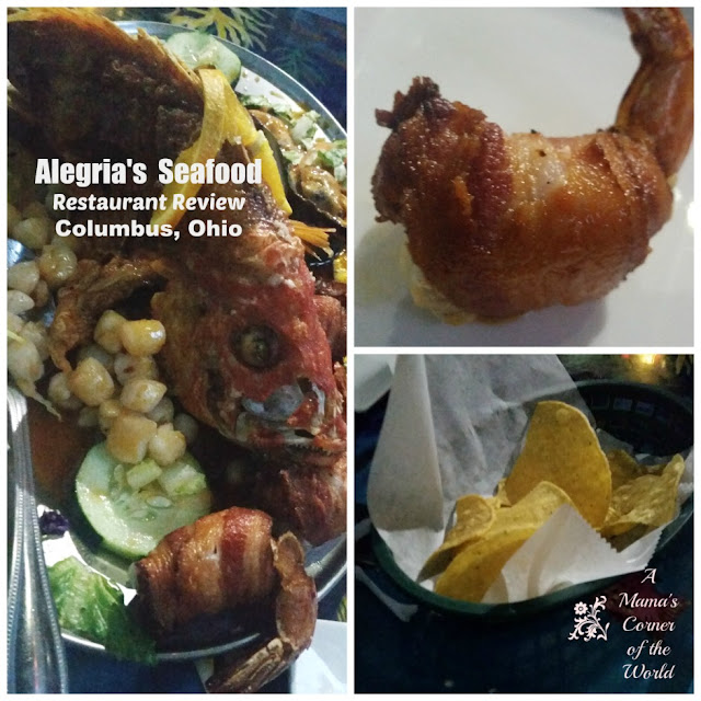 A mama 39 s corner of the world for Fish restaurants in columbus ohio