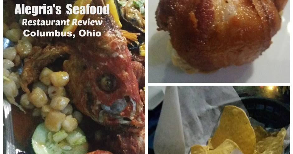 Seafood Restaurants Columbus Ohio Best