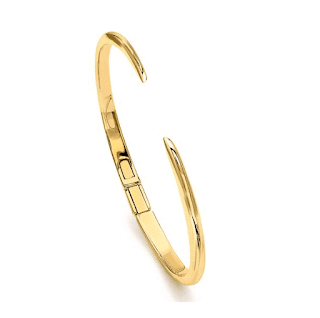 Misssoma x Lucy Williams Collaboration 18ct Gold Vermeil Cuff