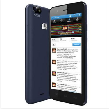 Micromax dispatches the new Spark Go smartphone dependent on Android Go, estimated at Rs 3,999