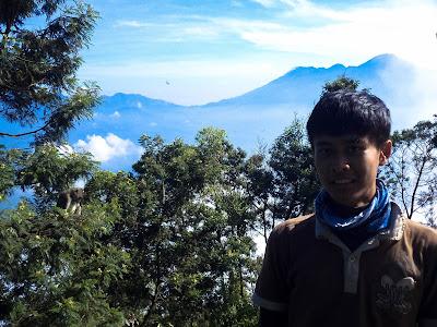 puncak basundara gunung panderman