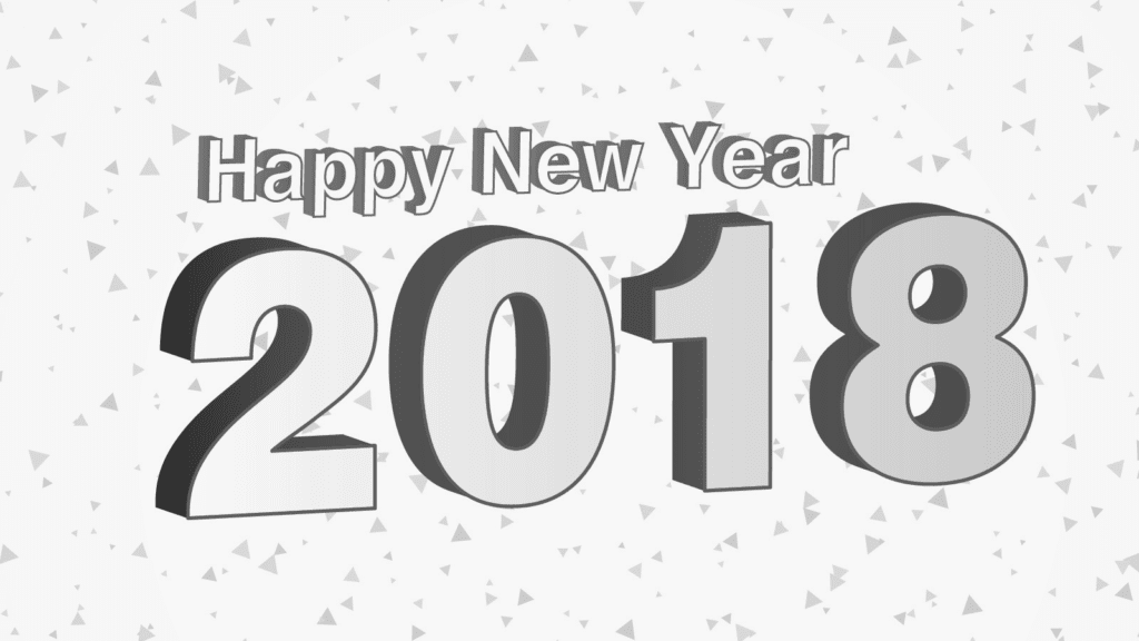 Happy New Year 2018 HD Images Download - Happy New Year 2018 Pictures HD