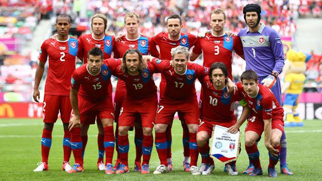 Skuad Resmi EURO 2016 Republik Ceko