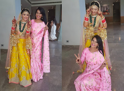 Priya Bathija and DJ Kawaljeet wedding3