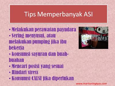 Tips Memperbanyak ASI