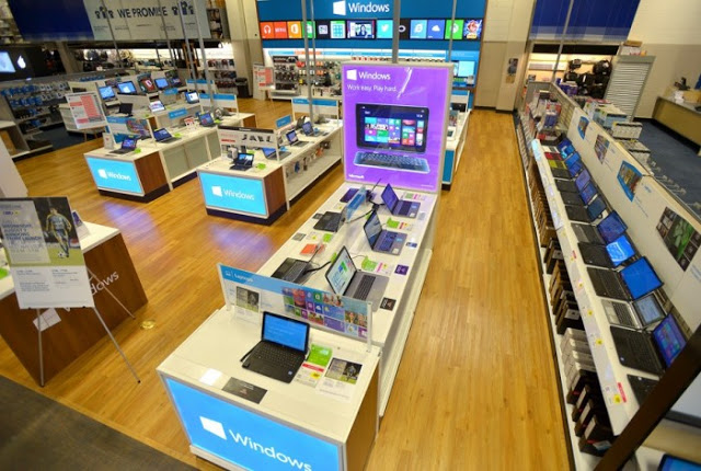 Tienda de electrónica Best Buy en Orlando