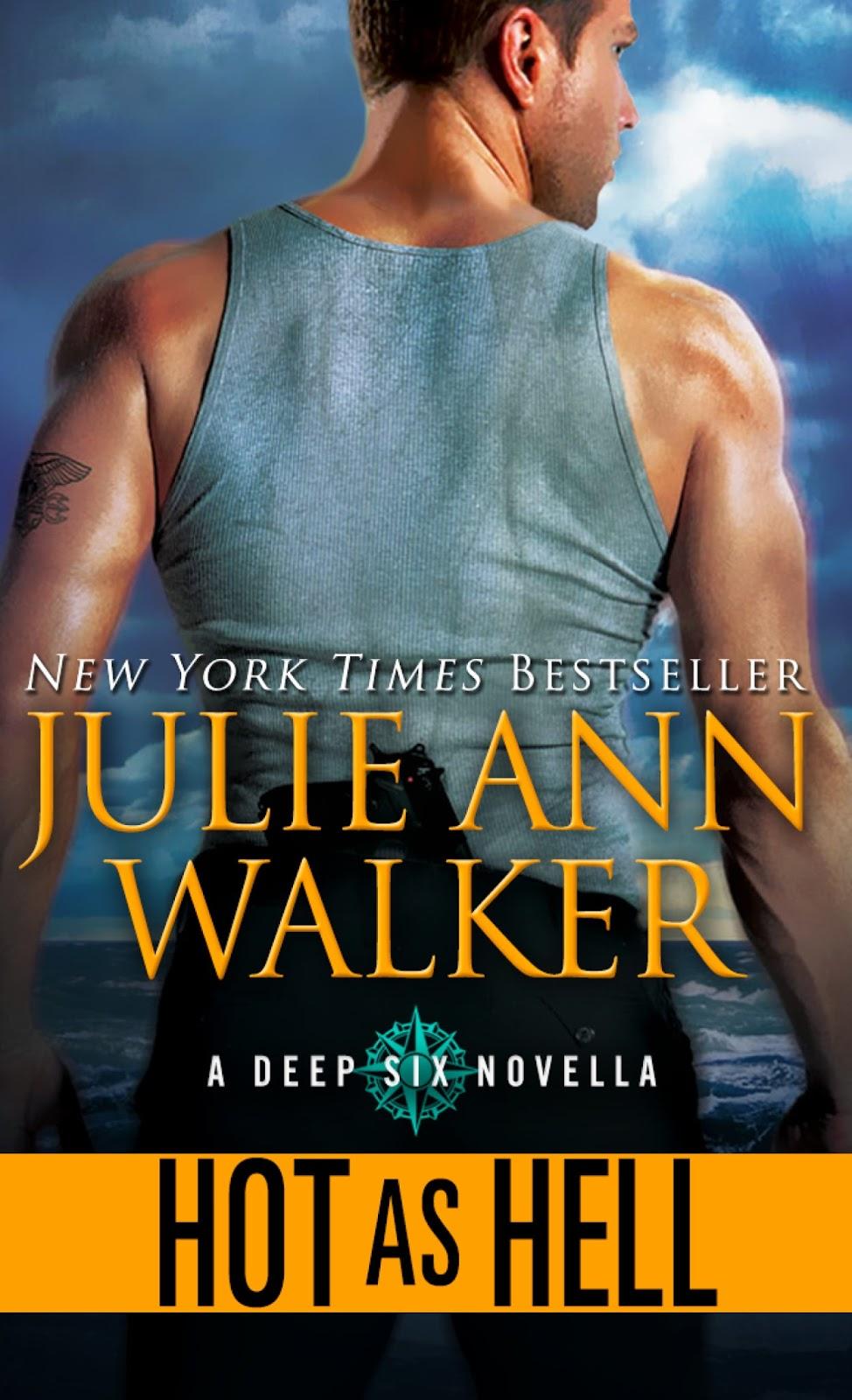 Julie Ann Hot hot as hell book blitz author: julie ann walker - the