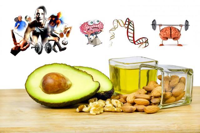 Las grasas como ayudantes para recuperar los músculos más rápido