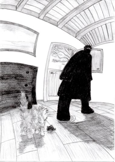 Tyrrin Hexenkater kriegt Besuch