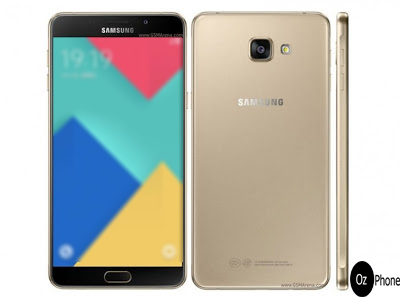 Samsung Galaxy A9 Pro - Review Oz
