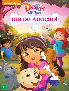 Dora e Seus Amigos: Dia de Adoção! - DVDRip Dublado
