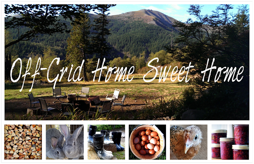 Off-Grid Home Sweet Home