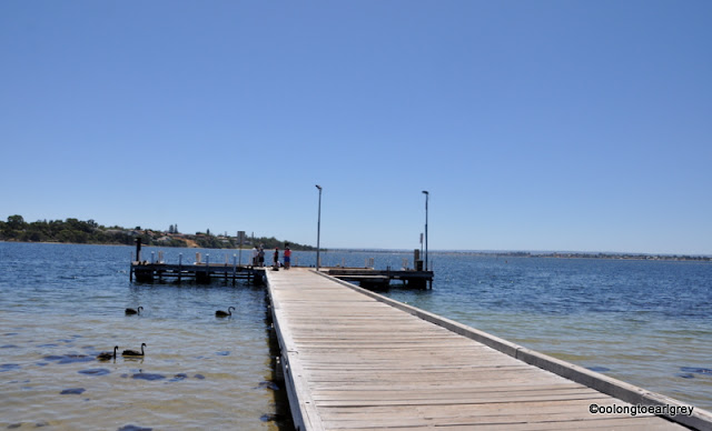 The jetty, Point Walter, Perth, Western Australia