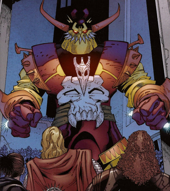 Kurse (Marvel Comics) Character Review