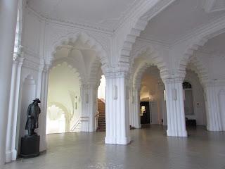 Interior Museo Artes Aplicadas 5