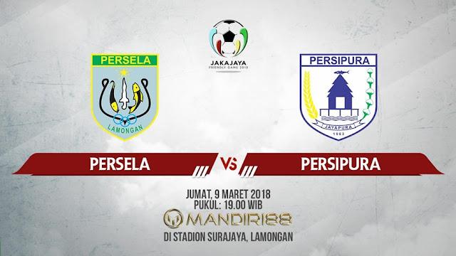 Prediksi Persela Lamongan Vs Persipura Jayapura, Jumat 09 Maret 2018 Pukul 19.00 WIB