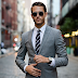 What Color Of Shirt And Tie To Wear With Grey Suit