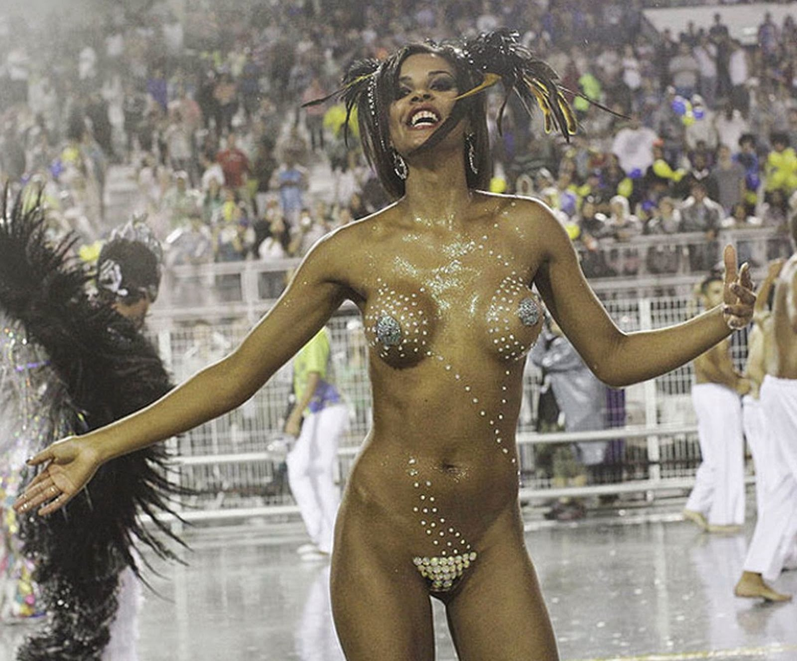 Sex Carnaval Brazil Nude And Semi-Nude Beauties From Rio -9137
