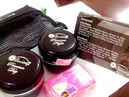 Cream Anisa Premium BPOM