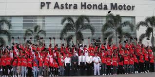 Lowongan Kerja PT Astra Honda Motor (AHM) Paling Baru Bulan Februari Thn 2016