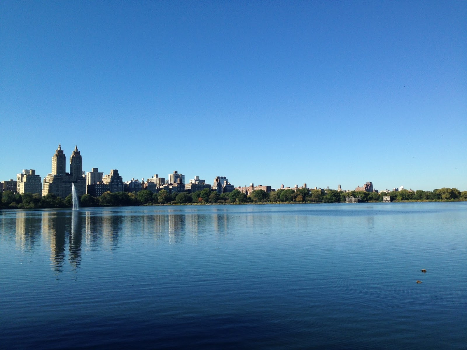 Central Park Reservoir. Li, a Scottish and NYC lifestyle blogger talks about the 26 things that she loves about NYC