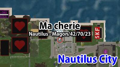 http://maps.secondlife.com/secondlife/Nautilus%20-%20Magon/23/74/23