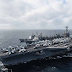 US deploys aircraft carrier in the South China Sea