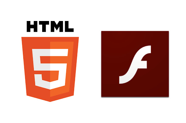 Google開發中版本Chrome已開始屏蔽Flash,今年12月HTML5成默認標準