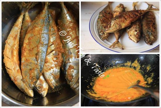 Resep Gulai Ikan Kembung dengan Daun Melinjo
