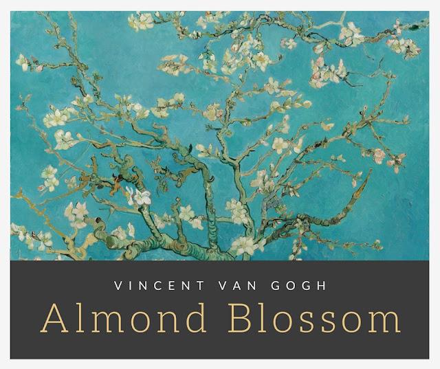 almond blossoms by vincent van gogh indian screw up. Black Bedroom Furniture Sets. Home Design Ideas