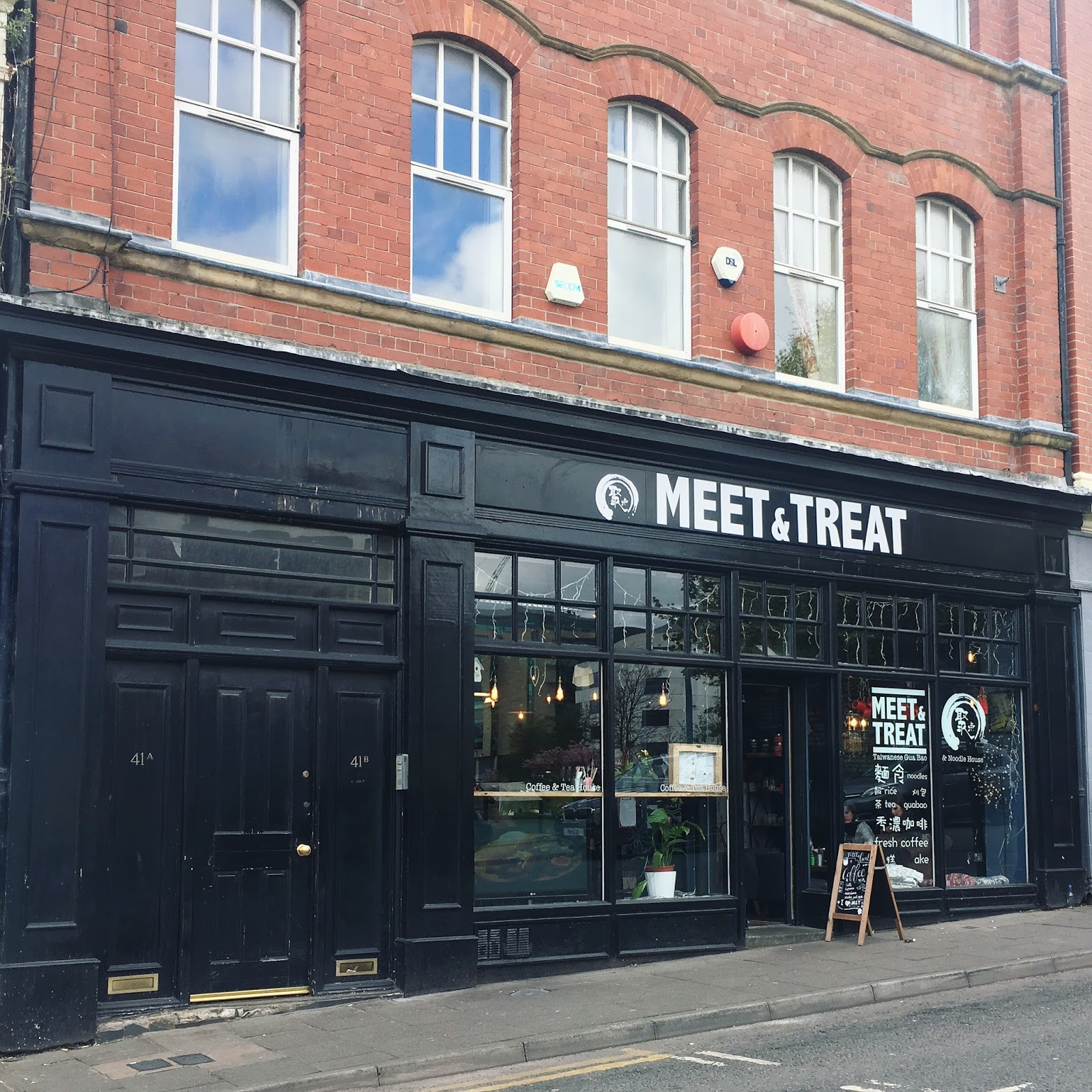 meet and treat newcastle
