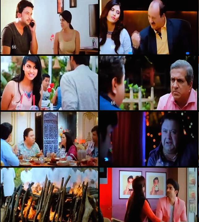 Love Exchange 2015 Hindi pDVDRip 700mb