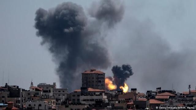 gencatan senjata israel kembali tewaskan warga palestina di gaza