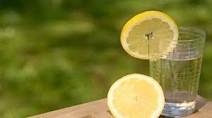 eau-citronné