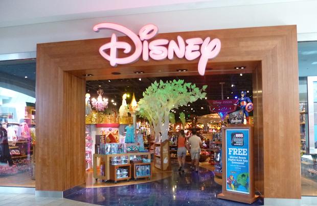 Orlando Em Famlia Disney Store - Loja Da Fora World