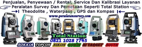 1#-TOPCON || SOKKIA || NIKON Total Station || Harga Murah
