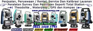DAFTAR Harga Total Station SOKKIA  || TOPCON || NIKON | Indosuta