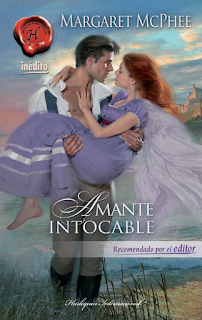 Margaret McPhee - Amante Intocable