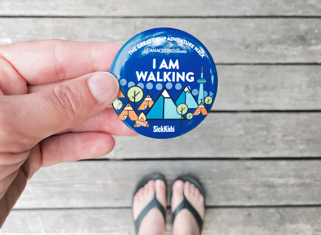 The Great Camp Adventure Walk - button