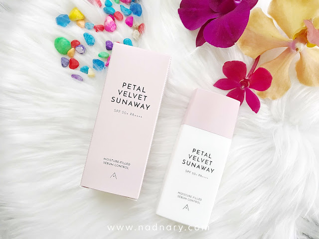 Petal Velvet Sunaway Sunscreen Kit
