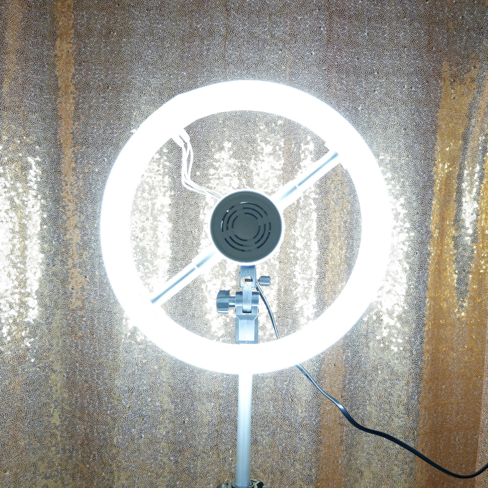 DIY Ring Light Murah